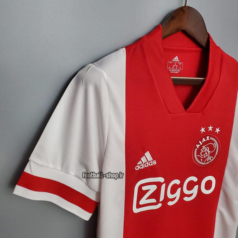 لباس اول قرمز اریجینال درجه یک +A آژاکس 2021-Adidas