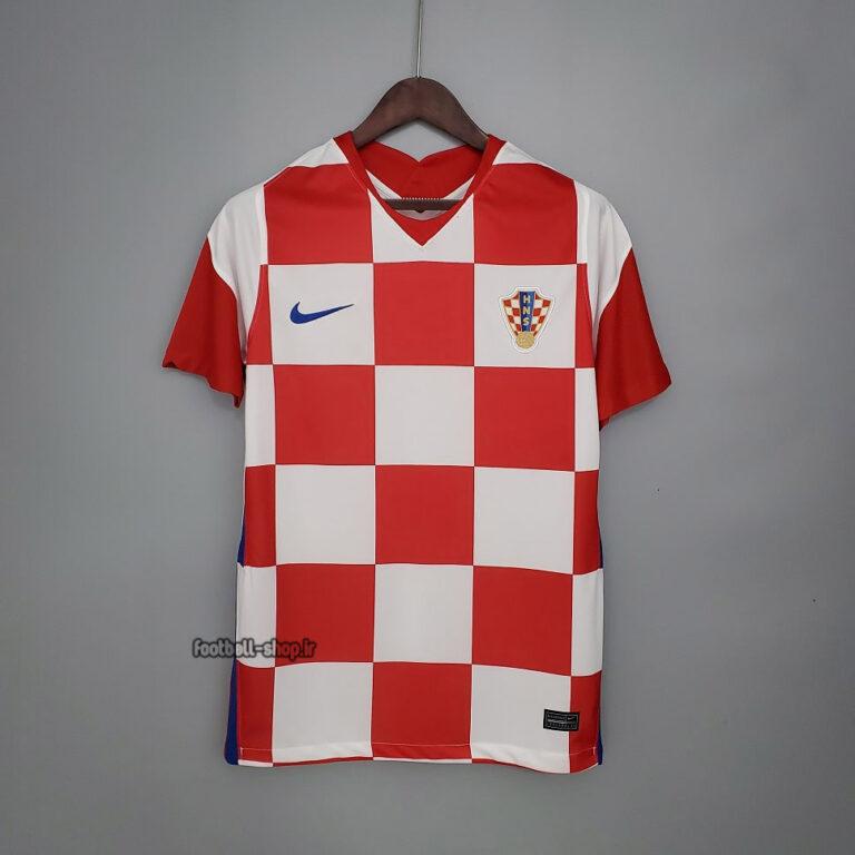 لباس اول کرواسی اریجینال +A یورو 2020-Puma