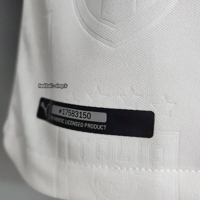 لباس دوم سفید ایتالیا ورژن بازیکن +A یورو 2020-Puma