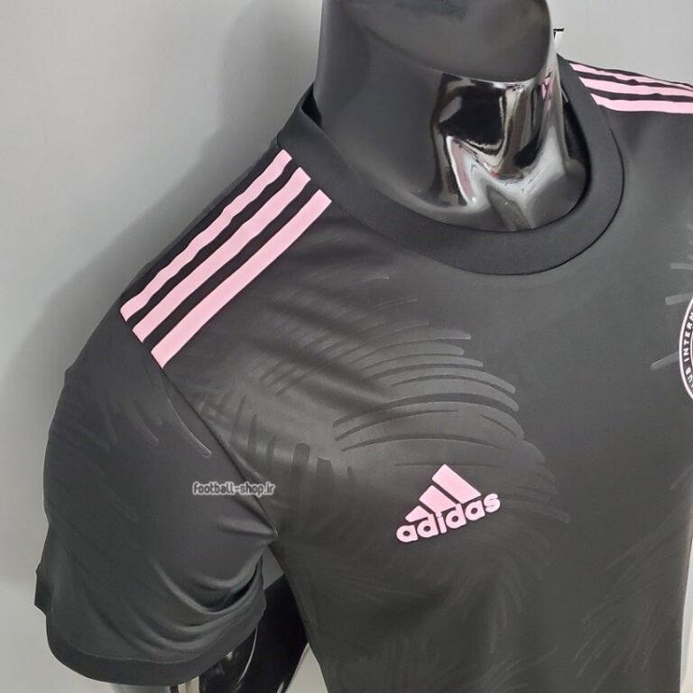 لباس دوم مشکی اینترمیامی اریجینال 2022-2021 ورژن بازیکن-Adidas