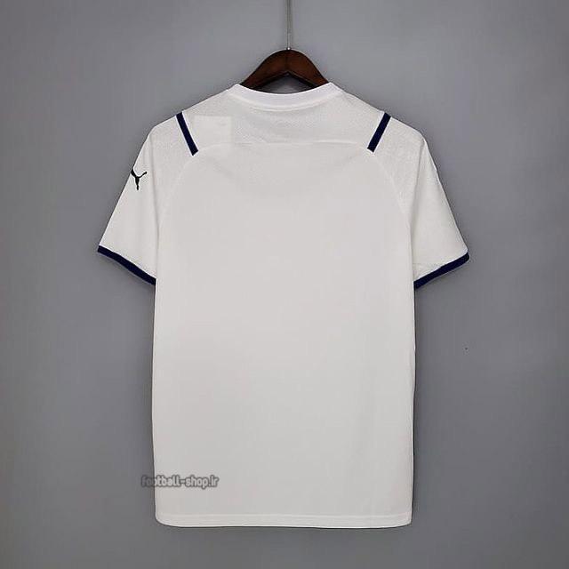 لباس دوم سفید ایتالیا اریجینال +A یورو 2020-Puma