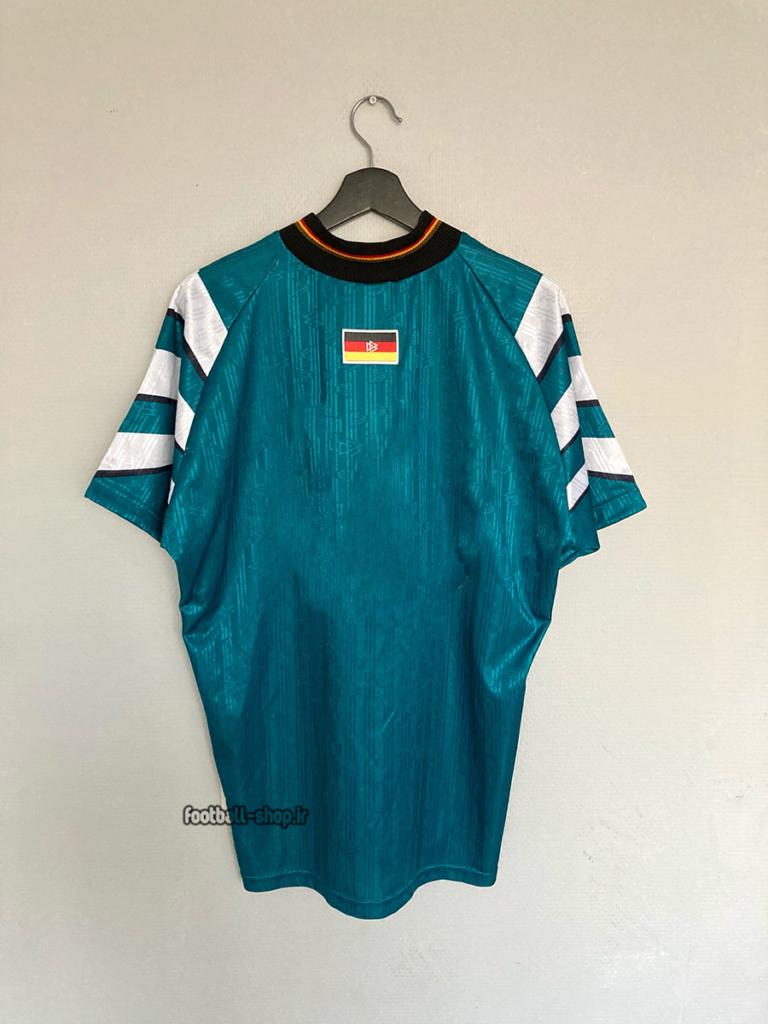 لباس سبز دوم کلاسیک 1996 آلمان اریجینال-Adidas