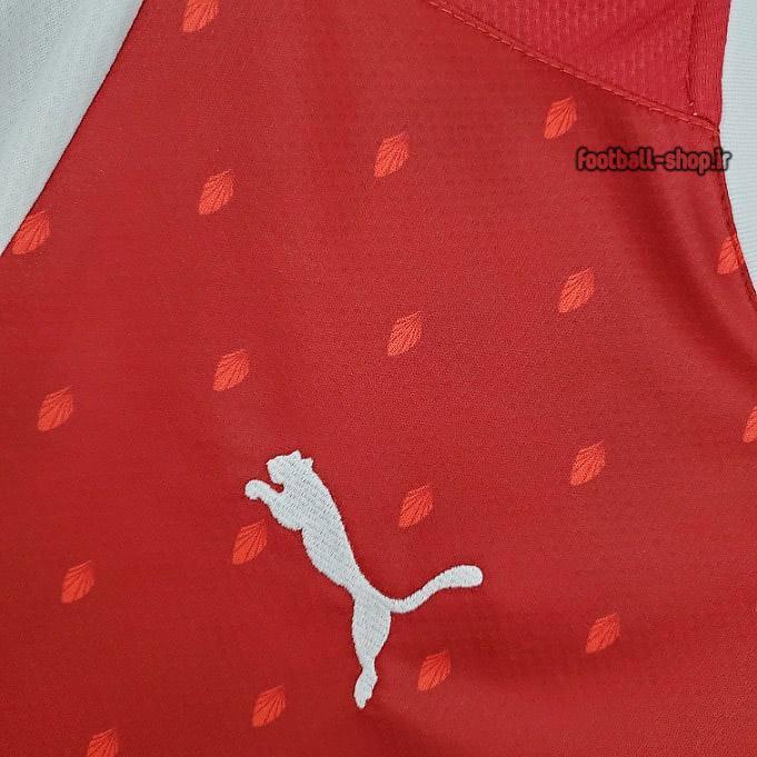 لباس اول قرمز اتریش اریجینال +A یورو 2020-Puma