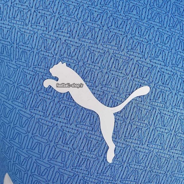 لباس اول اریجینال درجه یک +A منچسترسیتی 2022 ورژن بازیکن-Puma