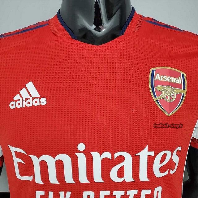 لباس اول +A آرسنال ورژن بازیکن قرمز 2022-Adidas