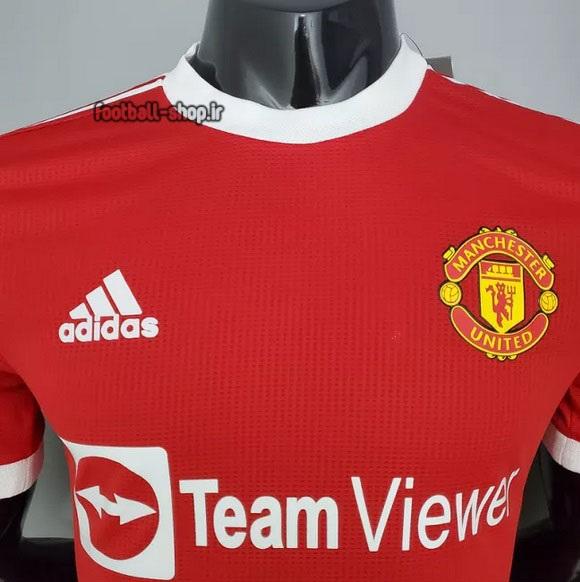 لباس اول اریجینال درجه یک +A منچستریونایتد 2022 ورژن بازیکن-Adidas