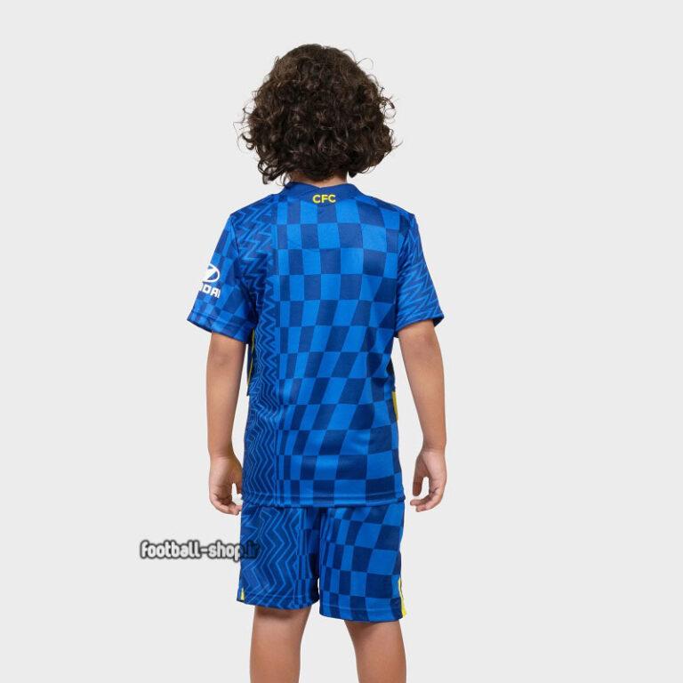 لباس و شورت اول چلسی 2022 اریجینال +A بچگانه-Nike
