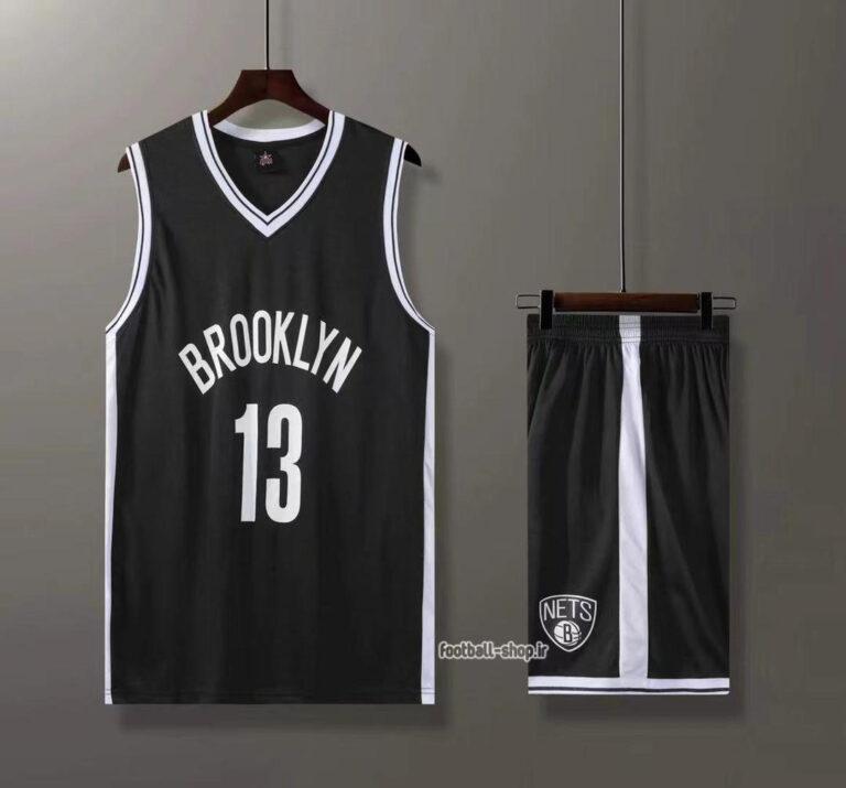 ست بسکتبال بروکلین نتس مشکی  جیمز هاردن 13,سوپر سوزنی