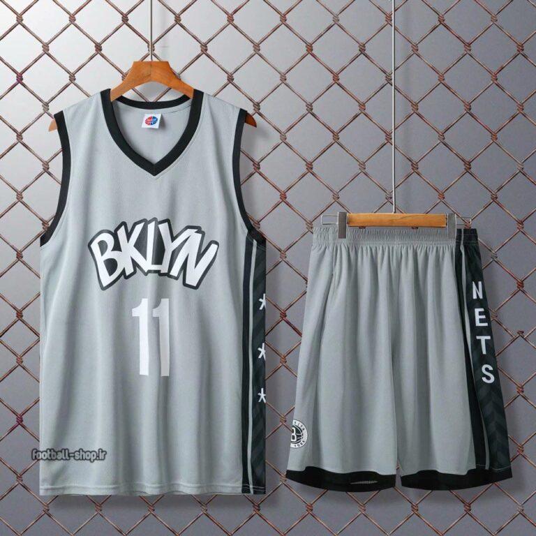 ست بسکتبال بروکلین نتس طوسی  اروینگ 11,سوپر سوزنی