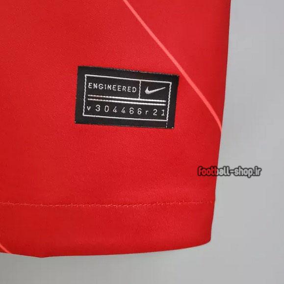 لباس اول اریجینال +A لیورپول 2022-2021 ورژن هوادار-Nike
