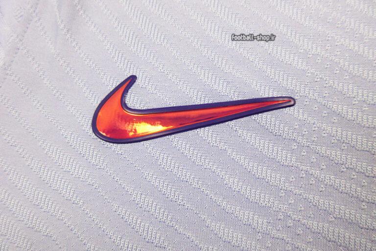 لباس دوم اریجینال درجه یک +A بارسلونا 2022 ورژن بازیکن-Nike