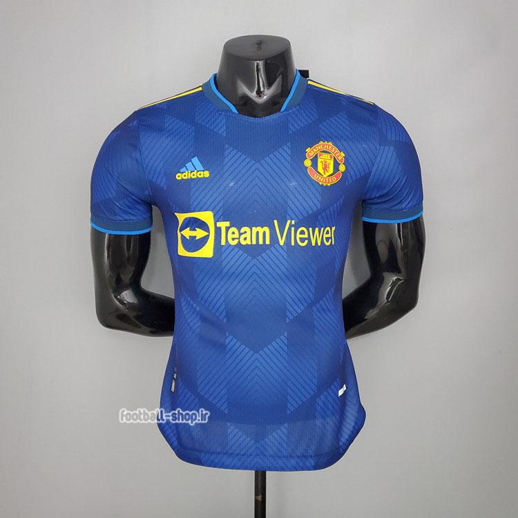 لباس سوم اریجینال +A منچستریونایتد 2022 ورژن بازیکن-Adidas
