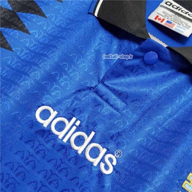 لباس کلاسیک دوم آرژانتین 1994-Adidas