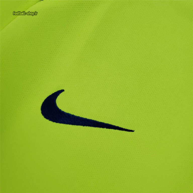 لباس کلاسیک بارسلونا فسفری اریجینال +A فصل 2005-2006-Nike