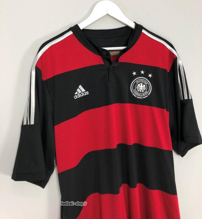 لباس دوم کلاسیک آلمان 2014 اریجینال-Adidas