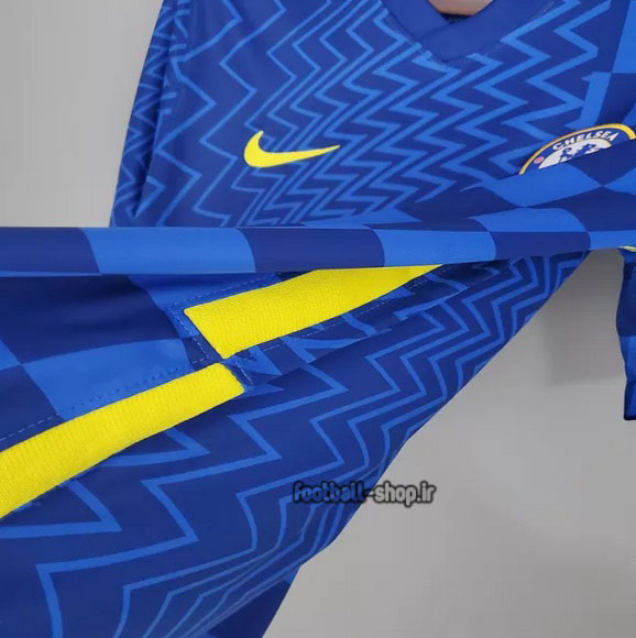 لباس اول اریجینال +A چلسی 2022-2021 ورژن هوادار-Nike