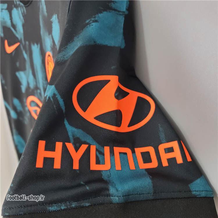 لباس سوم اریجینال +A چلسی 2022-2021 ورژن هوادار-Nike