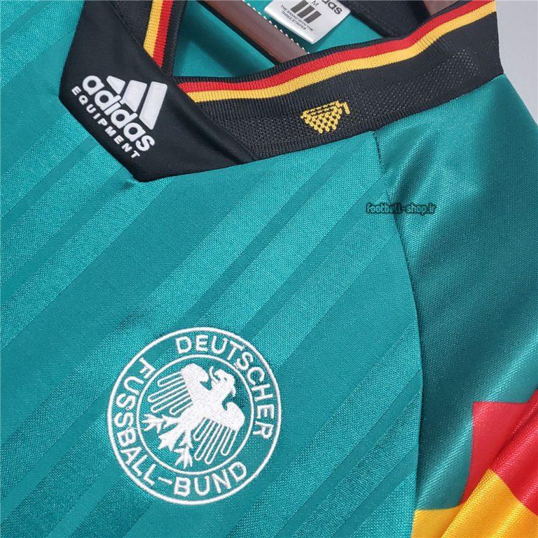 لباس دوم اریجینال کلاسیک و نوستالژی 1992 آلمان-Adidas