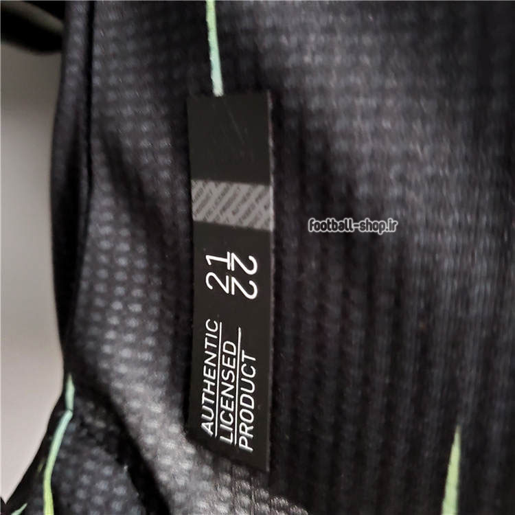 لباس دوم اریجینال درجه یک +A یوونتوس 2022 ورژن بازیکن-Adidas